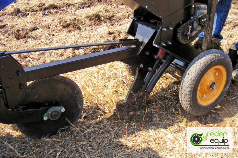 2WT No-till Maize Planter