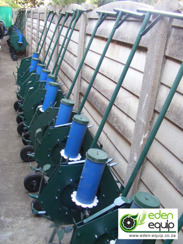 haraka rolling punch hand push planter eden equip equipment