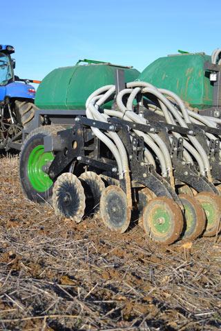 eden equip equipment piket planters air seeder disc
