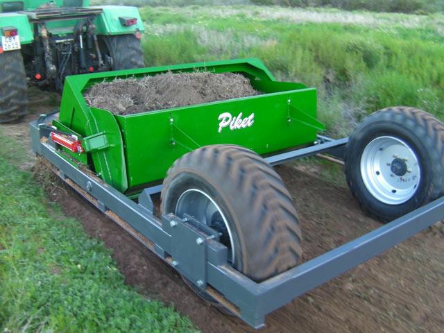 eden equip equipment piket planters dam scoop