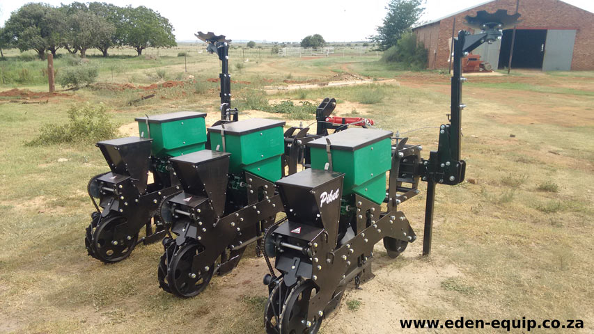 eden equip equipment piket planters economy no till maize planter