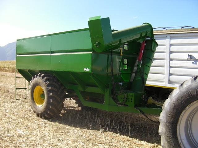 eden equip equipment piket planters grain transfer cart