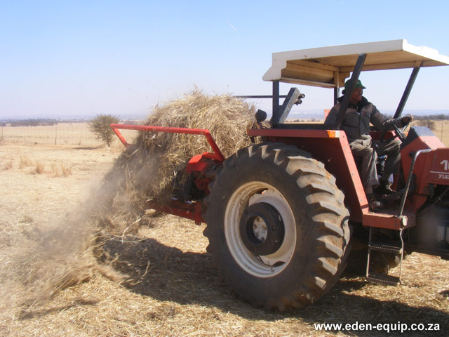 eden equip myburgh toerusting equipment bale unroller