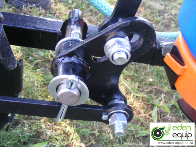 Push / Pull Herbicide Sprayer