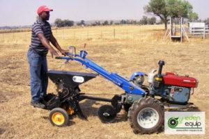 2WT No-till Maize Planter