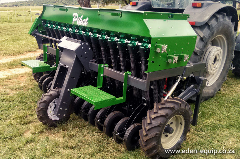 No-till Fine Seed Planter 14-Row / 20-Row