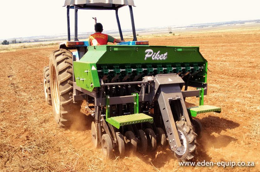No-till Fine Seed Planter 6-Row / 8-Row / 10-Row