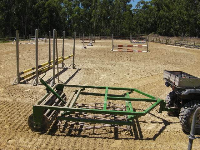 eden equip equipment piket planters leveling roller