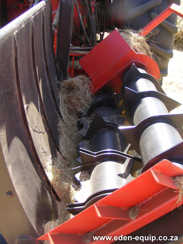 eden equip myburgh toerusting equipment bale unroller