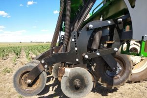 Interrow Seeder