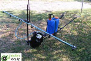 Push / Pull Herbicide Sprayer